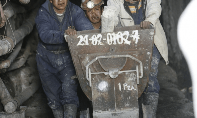 The Economy of the Extractive Industries