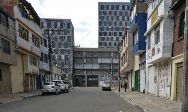 La Hoja, Placing Displacement in Bogota
