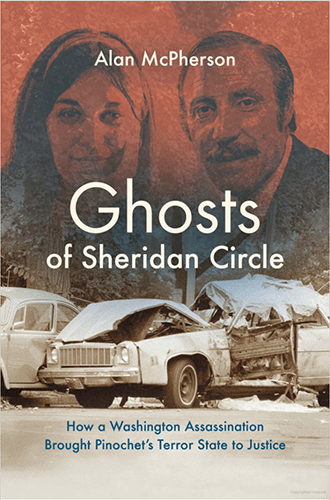 book cover of Ghosts of Sheridan Circle