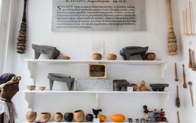 Keeping the Heritage through a Museum