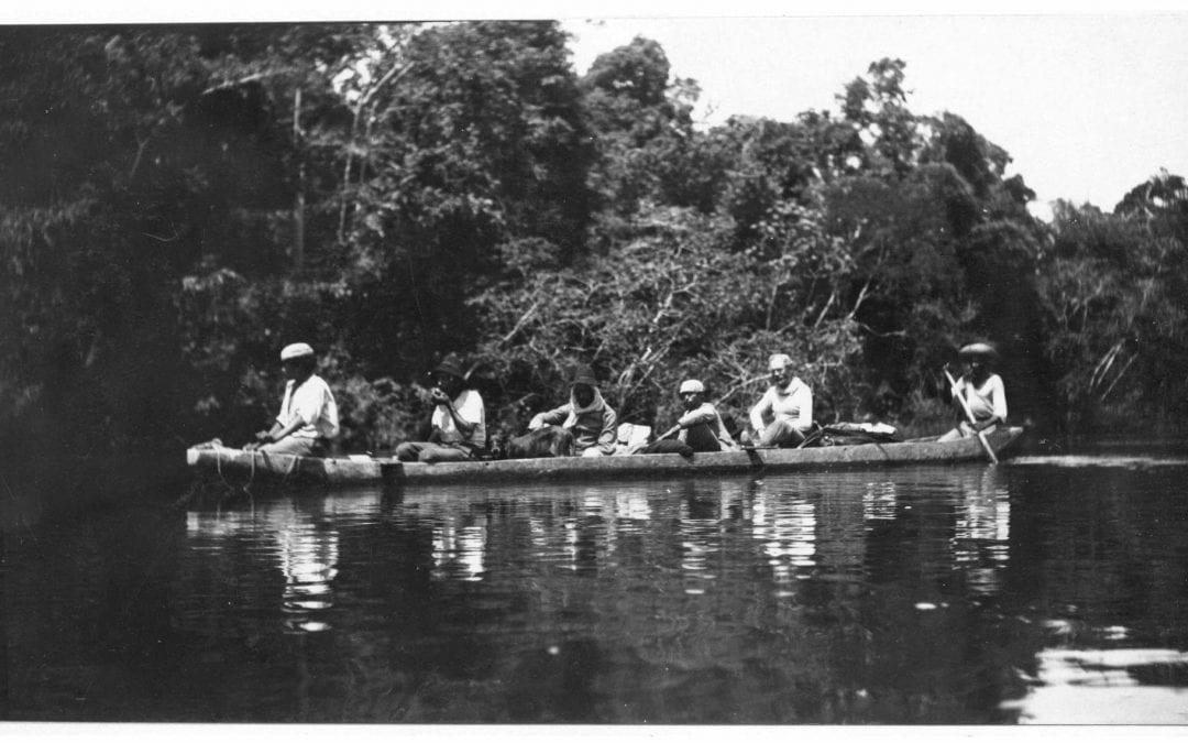 Fluvial Poetics in the Amazon
