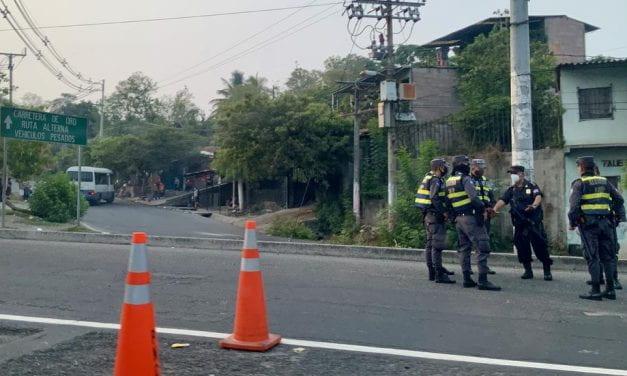 El Salvador's Two Pandemics: Maximum Insecurity