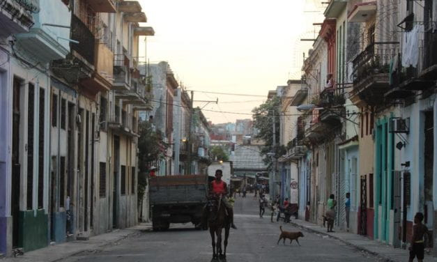 The Moving Landscapes of Cuba