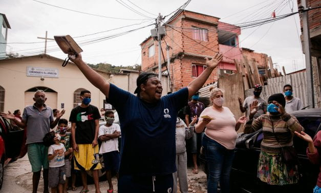 Peri Alto, a Suburban Pandemic