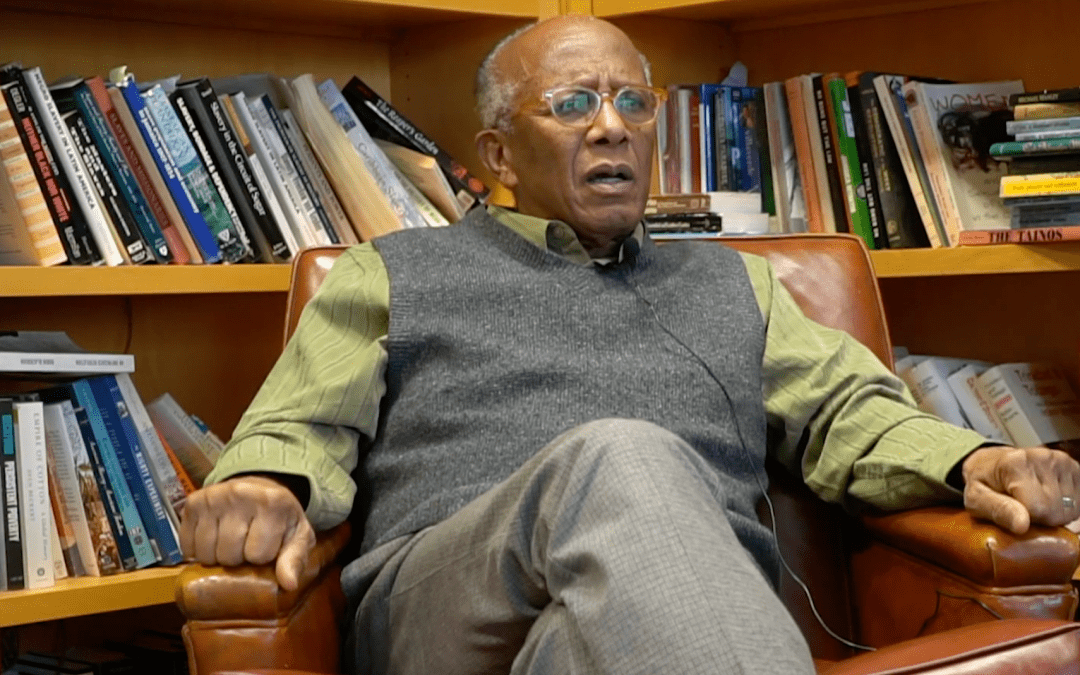 Orlando Patterson Confounding Island Book Discussion