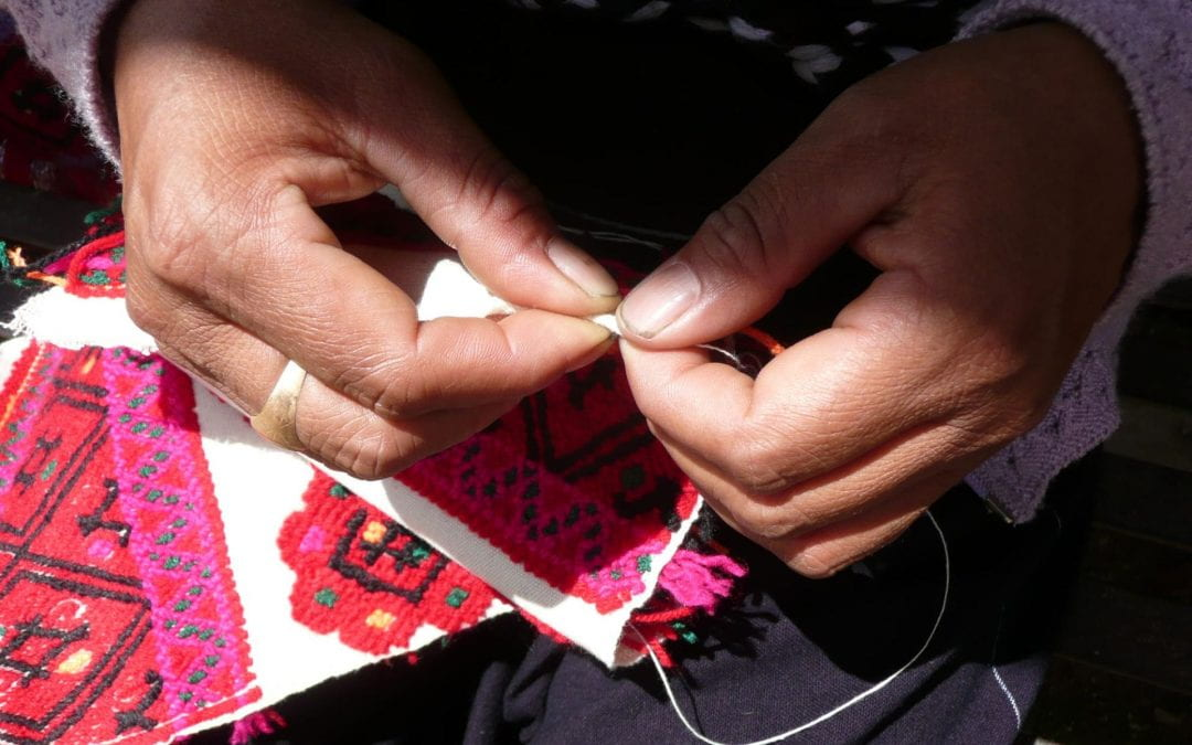 Weaving Lessons