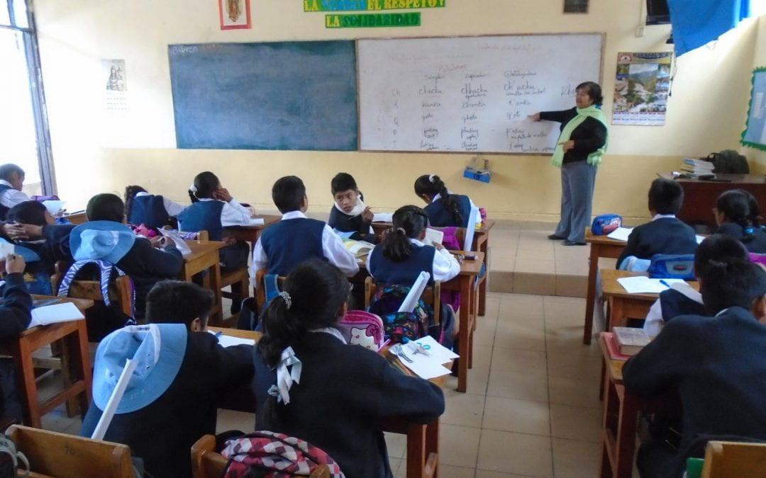 Crafting Quechua Language Education in an Urban High School