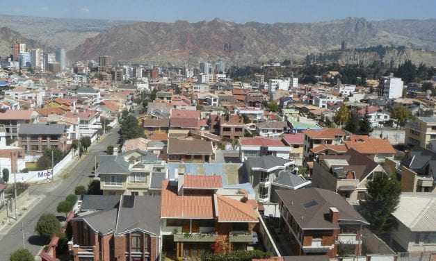 The Bolivian Middle Class