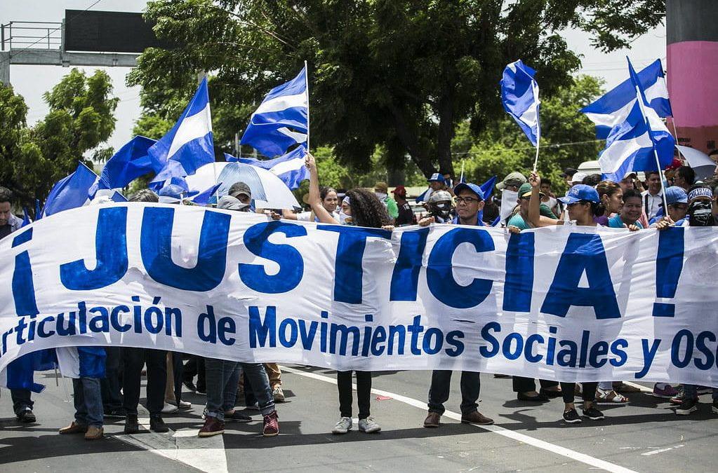 The University and the Nicaraguan Crisis