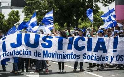 The University and the Nicaraguan Crisis