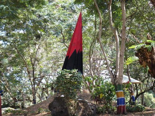 Here Nicaragua, change…