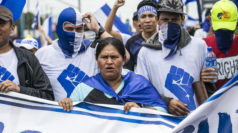 Press Freedom Under Siege in Nicaragua Today