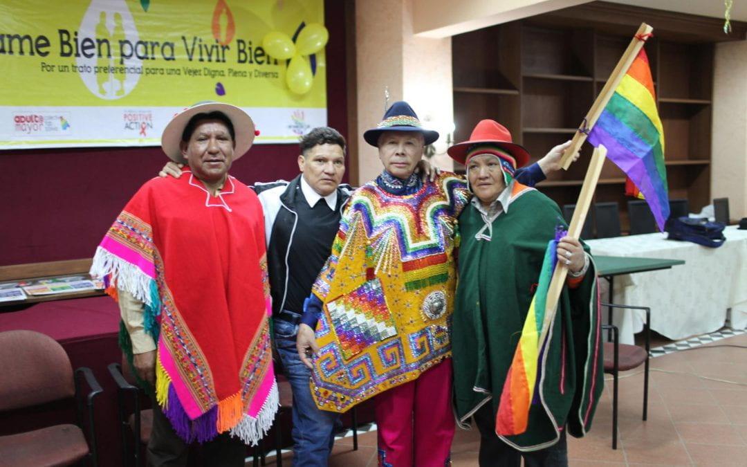 LGBT Older Adults in Latin America