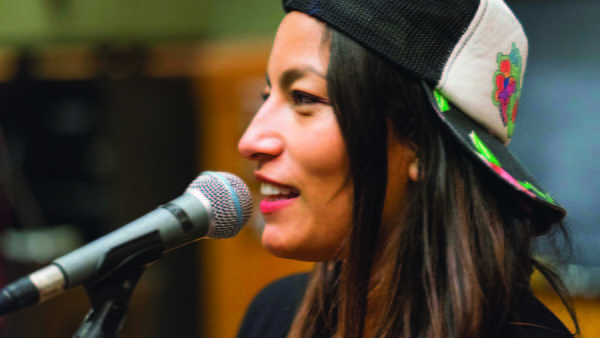 Ana Tijoux's Radical Crossing of Borders