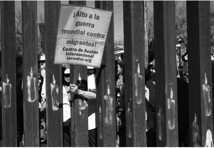 Pain on the Border