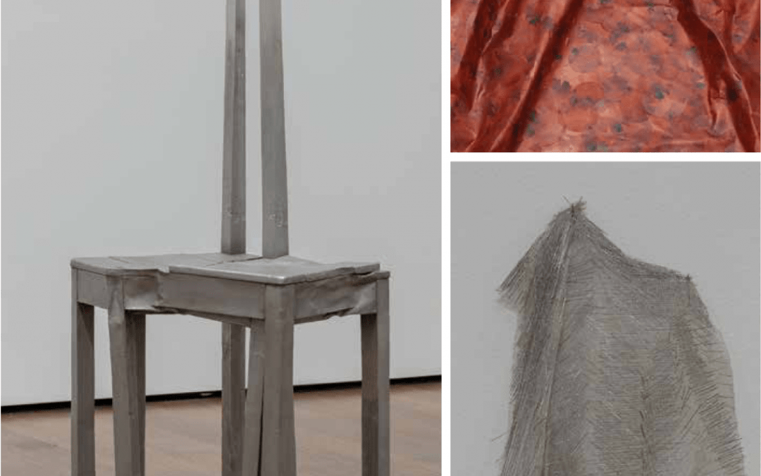 Sculpture and Displacement