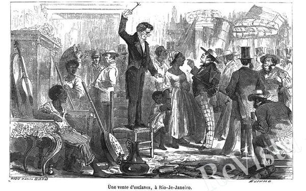 Slavery and Precarious Freedom