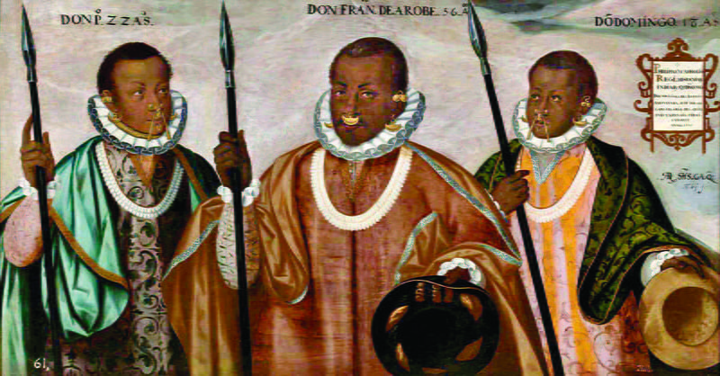 African and Afro-Indian Rebel Leaders in Latin America