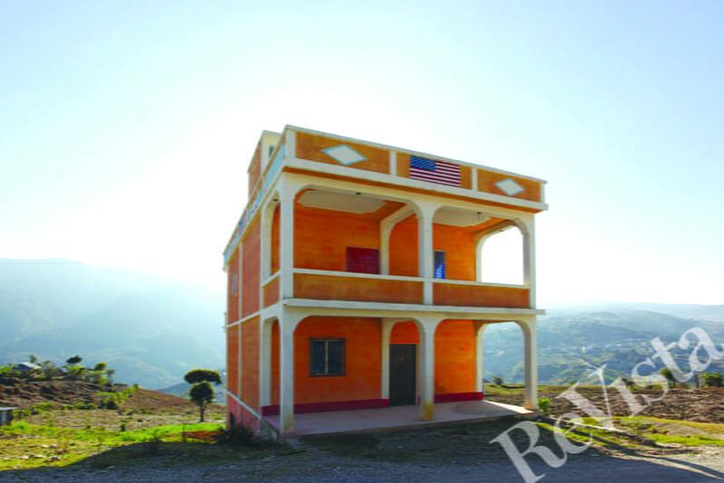 The Migrant Architecture of El Salvador