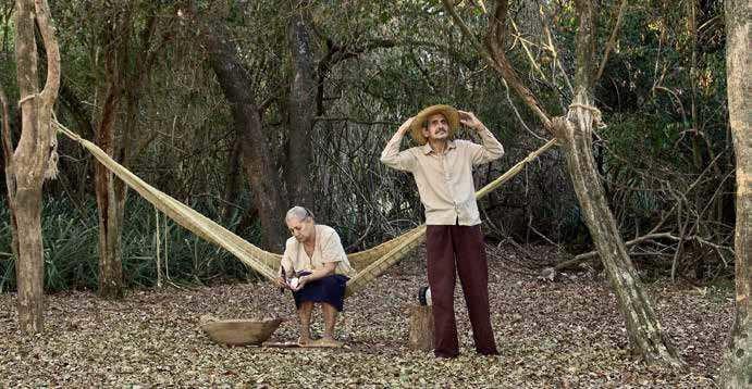 Guarani in Film