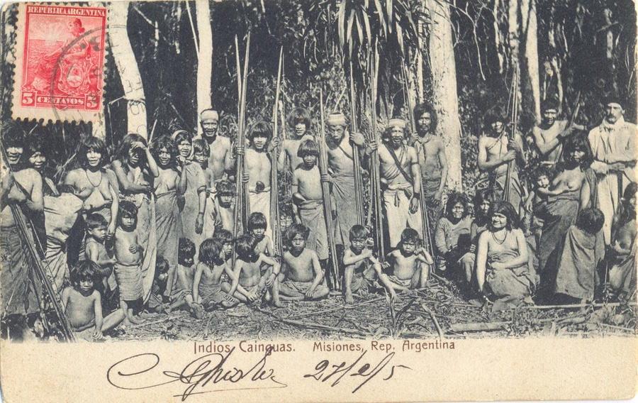 Total War in Indigenous Territories
