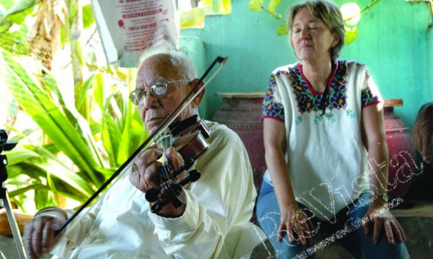 New Life for the Violin in Mexico's Hotlands