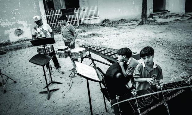 Musical Slums