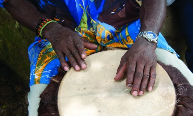 Palenque Rhythms