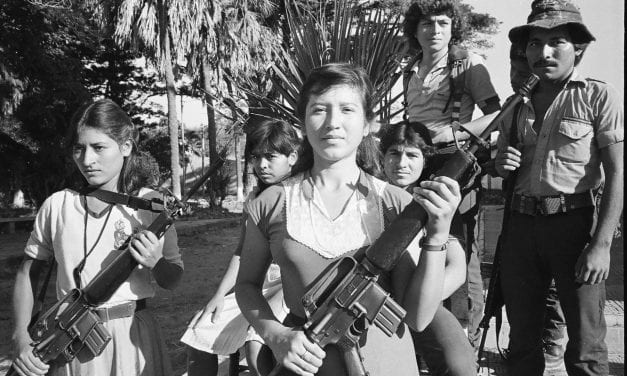 Covering Central America in the 1980s: A Memoir in Words and Photos