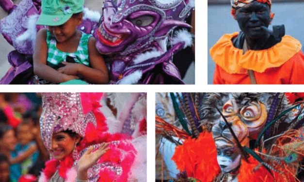 Carnaval in the Dominican Republic
