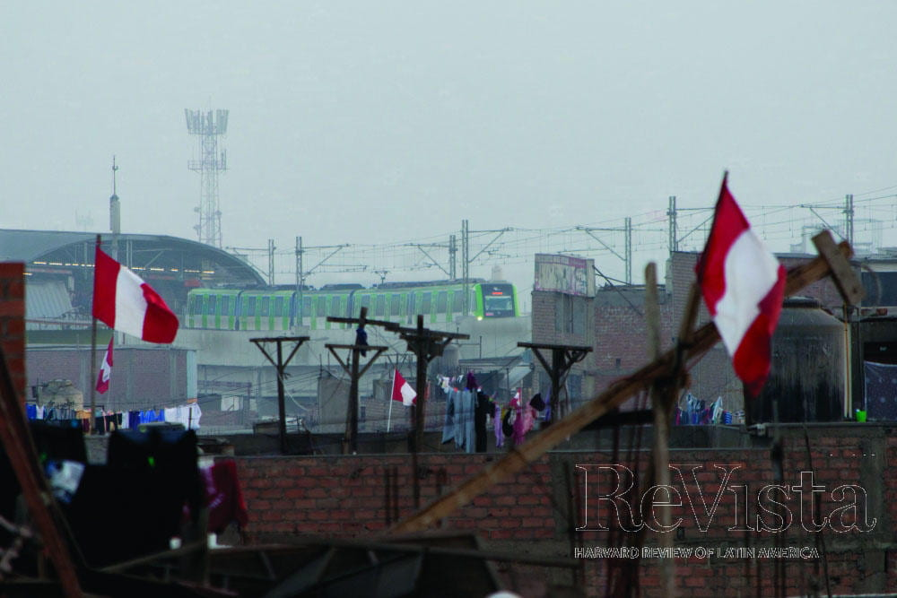 Protests over Resource Extraction in Peru