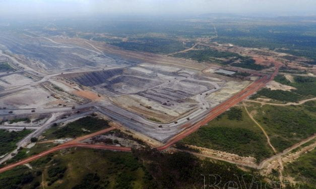 The Mining Boom in Colombia