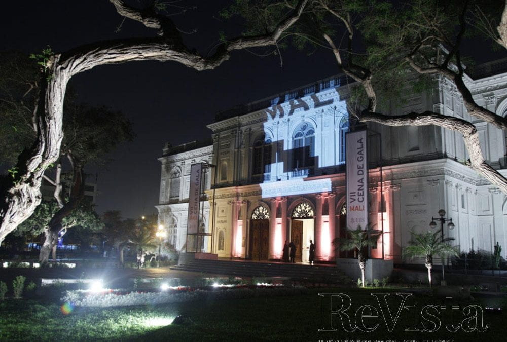 Institutionalizing the Lima Museum of Art