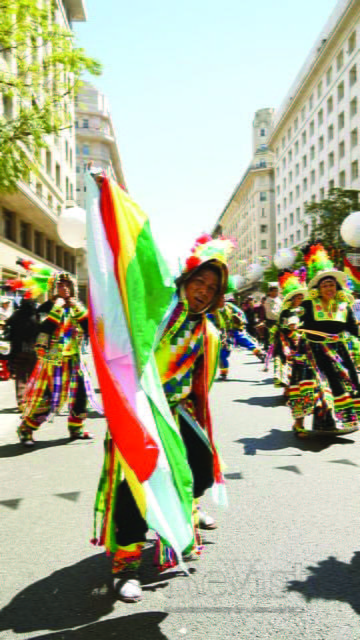 Proud to be Bolivian