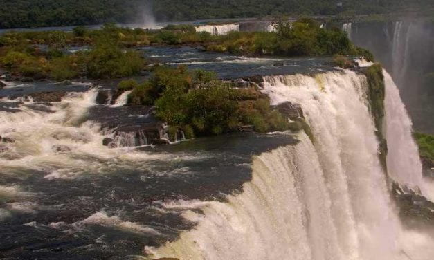 The Guarani and the Iguaçu National Park