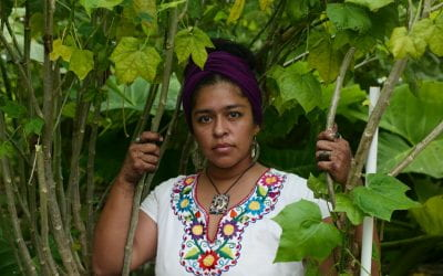 Women Farmworkers and Gardening