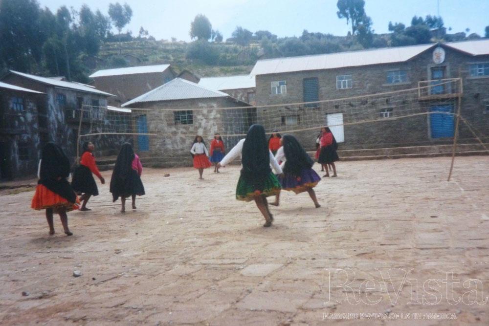 Women and Sports in Peru