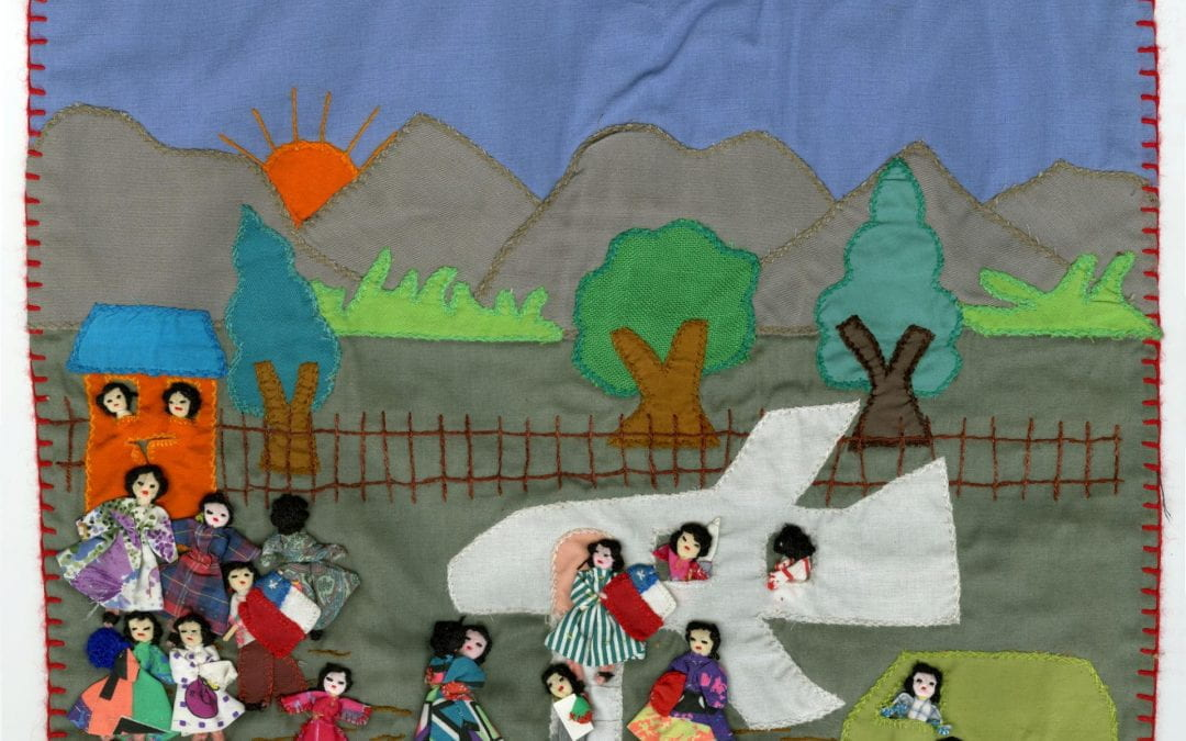 Patchwork Memories: Arpilleras and Reflections on Disappearance