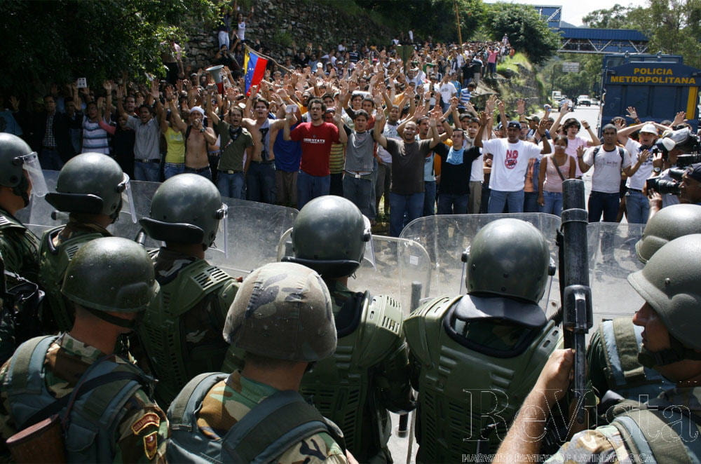 Venezuela's Student Movement