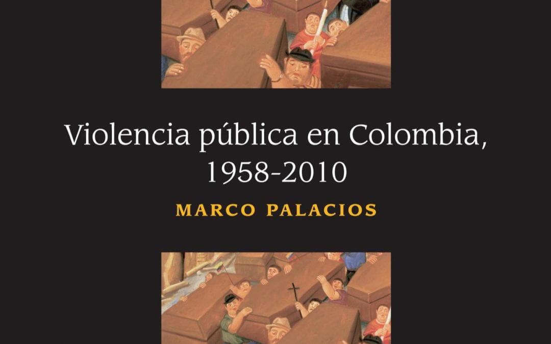 Violencia pública en Colombia