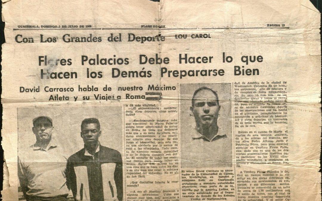 First Take: Sports Diplomacy