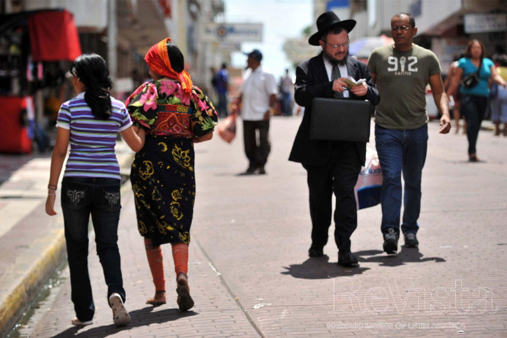 Muslims and Jews in Panamá