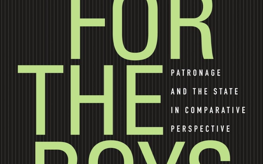 Jobs for the Boys: The Politics of Public Sector Reform