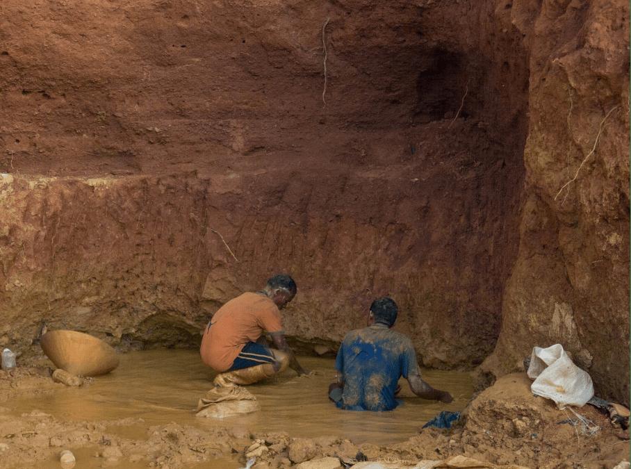The Venezuelan Gold Rush