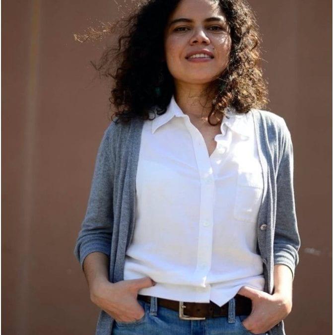 Julia Gavarrete: The face of a new era of journalists in El Salvador