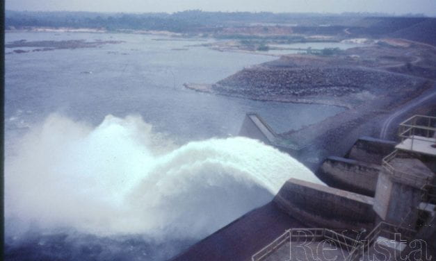 Climate Change and the Amazon: Tropical Dams Emit Greenhouse Gases