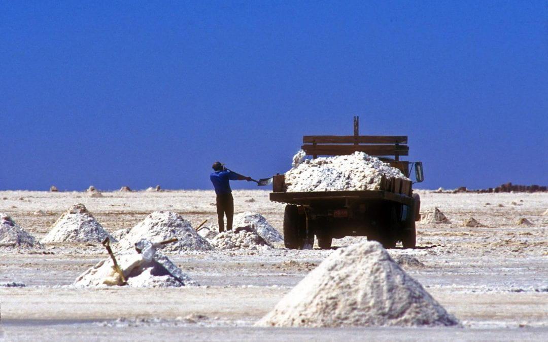 Bolivia's Lithium Potential
