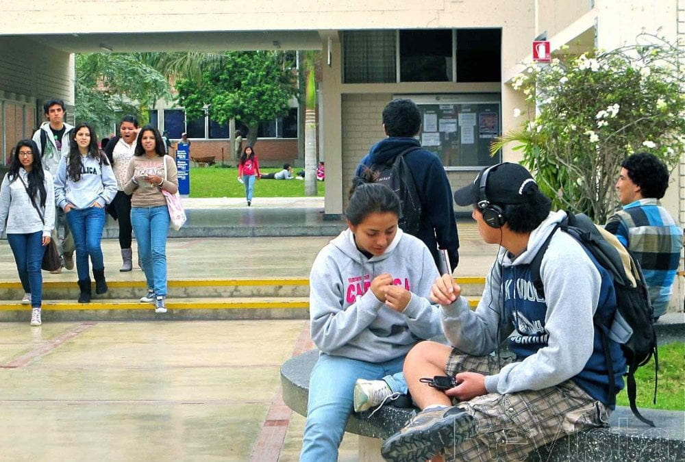 Higher Education: Peru and Beyond