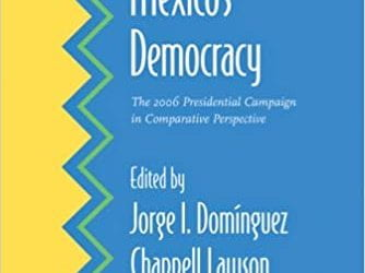 Consolidating Mexico's Democracy