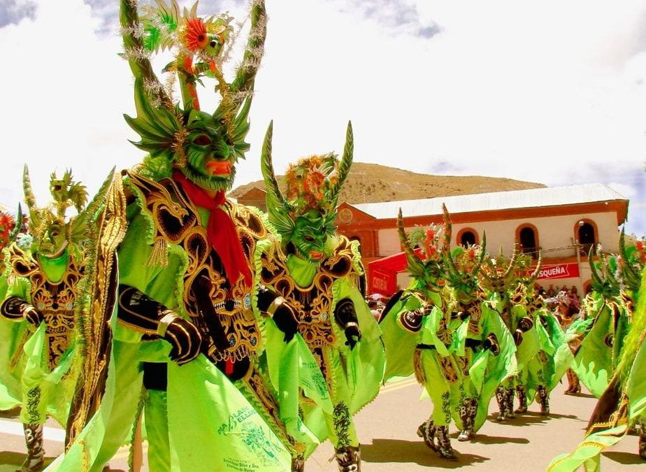 Dancing Devils in Puno, Perú: A Summary